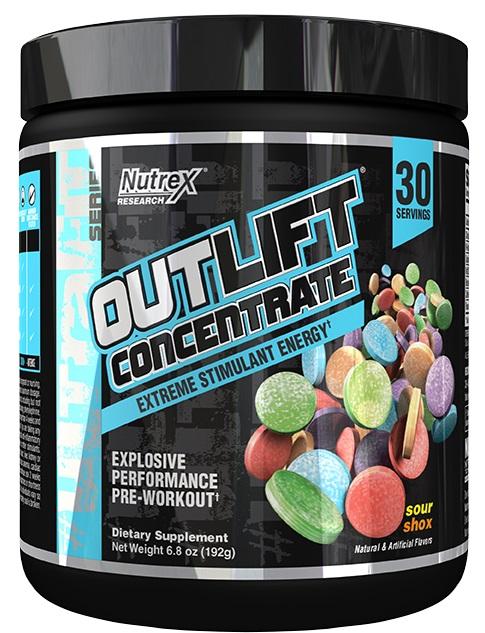 Outlift Concentrate, Sour Shox - 309g versandkostenfrei/portofrei bestellen/kaufen