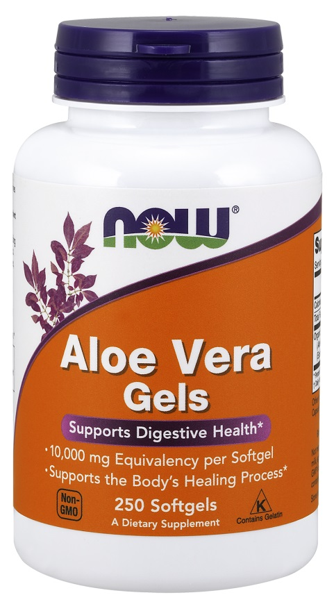 Aloe Vera Gels - 250 softgels versandkostenfrei/portofrei bestellen/kaufen