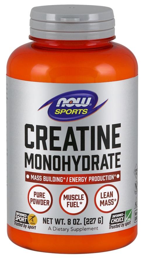 Creatine Monohydrate, Pure Powder - 227g versandkostenfrei/portofrei bestellen/kaufen