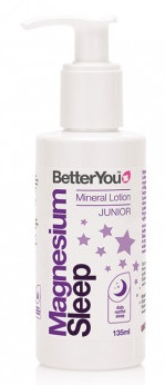 Magnesium Sleep Lotion Junior - 135 ml. versandkostenfrei/portofrei bestellen/kaufen