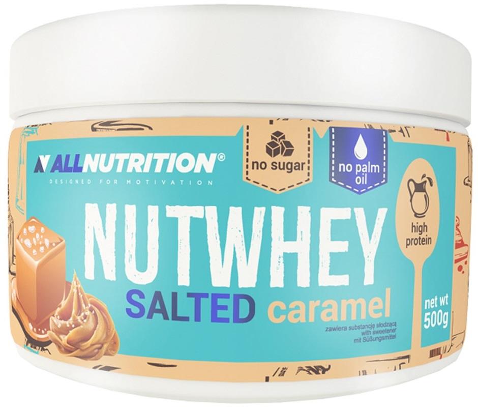 Nutwhey, Salted Caramel - 500g versandkostenfrei/portofrei bestellen/kaufen