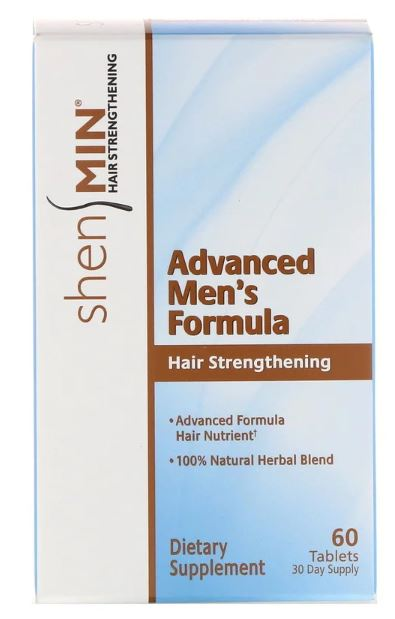 Shen Min Hair Strengthening Advanced Men's Formula - 60 tabs versandkostenfrei/portofrei bestellen/kaufen