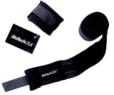 Bedford 2 Wrist Wrap, Black - 3.5 meter versandkostenfrei/portofrei bestellen/kaufen