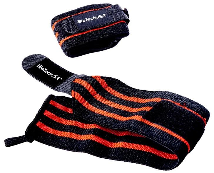 Bedford 8 Wrist Wrap, Black Red - 35cm versandkostenfrei/portofrei bestellen/kaufen