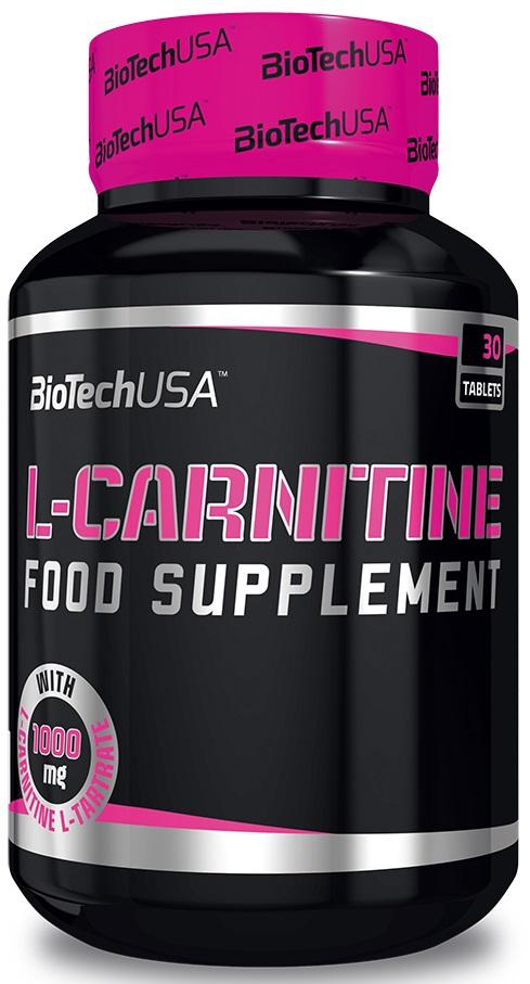 L-Carnitine - 30 tabs versandkostenfrei/portofrei bestellen/kaufen