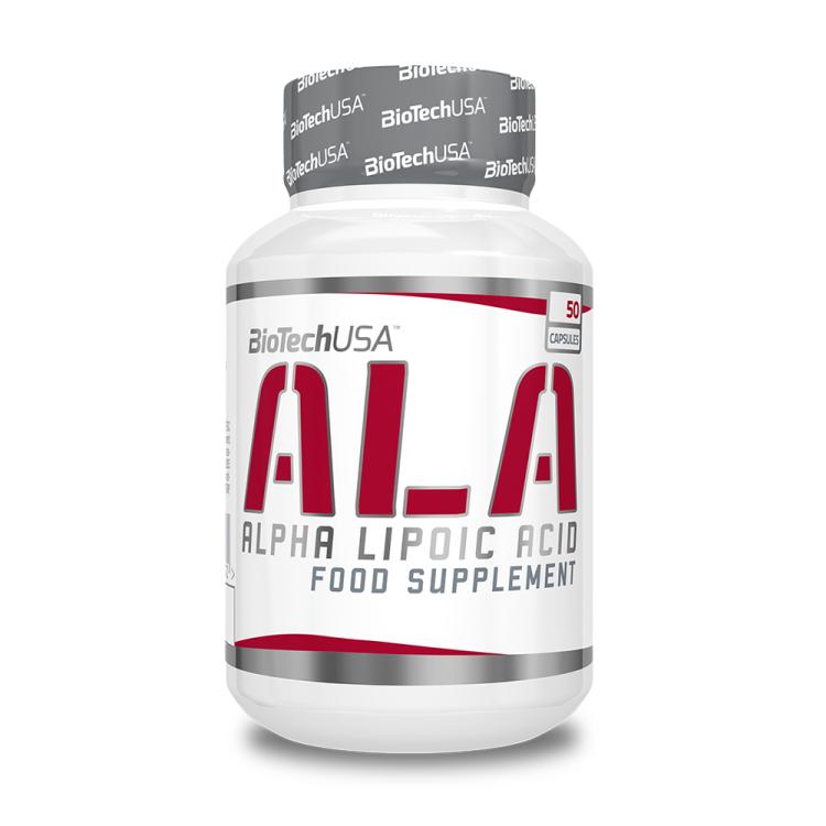 ALA Alpha Lipoic Acid, 250mg - 50 caps versandkostenfrei/portofrei bestellen/kaufen