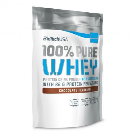 100% Pure Whey, Chocolate - 1000g versandkostenfrei/portofrei bestellen/kaufen
