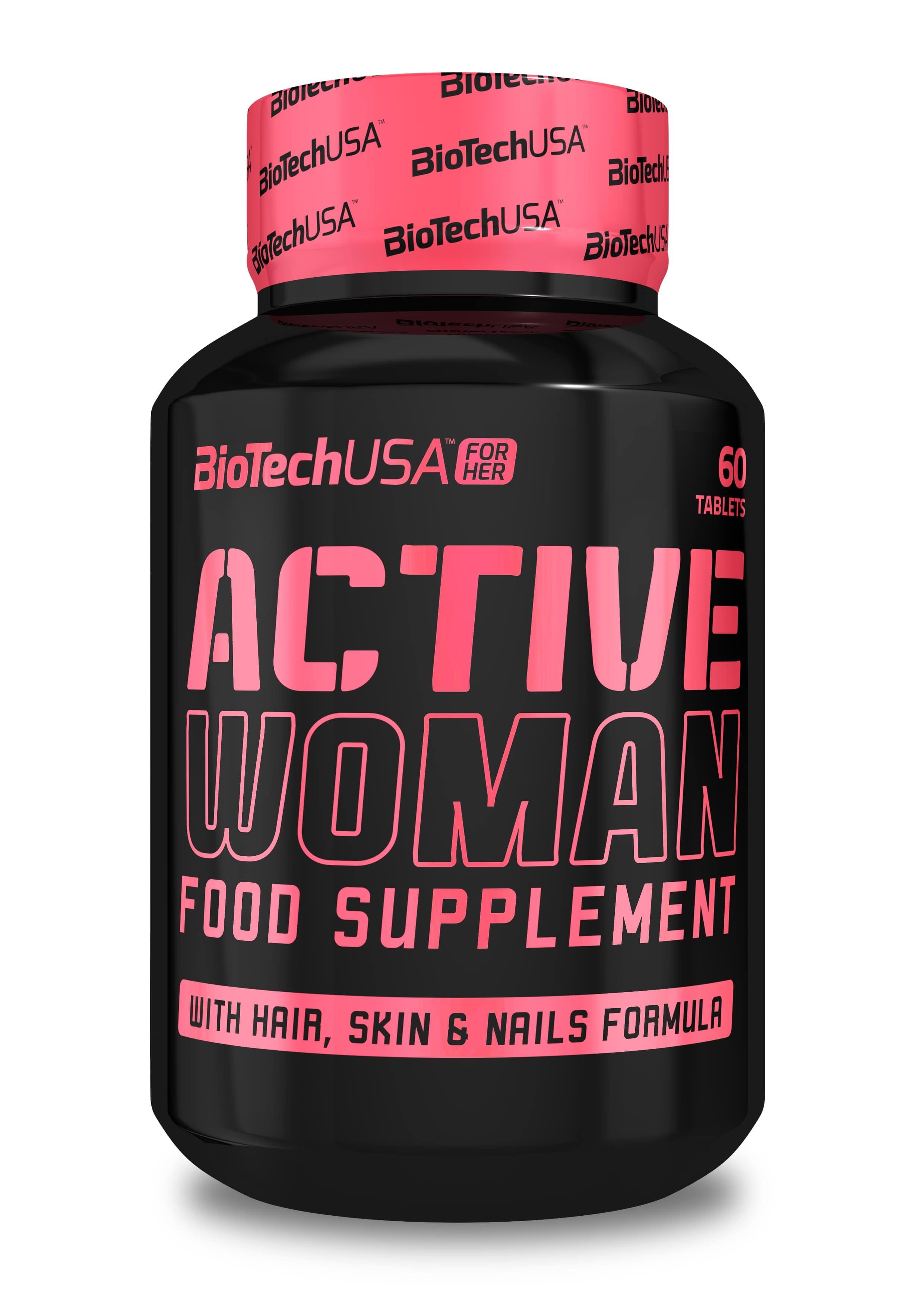 Active Woman - 60 tablets versandkostenfrei/portofrei bestellen/kaufen