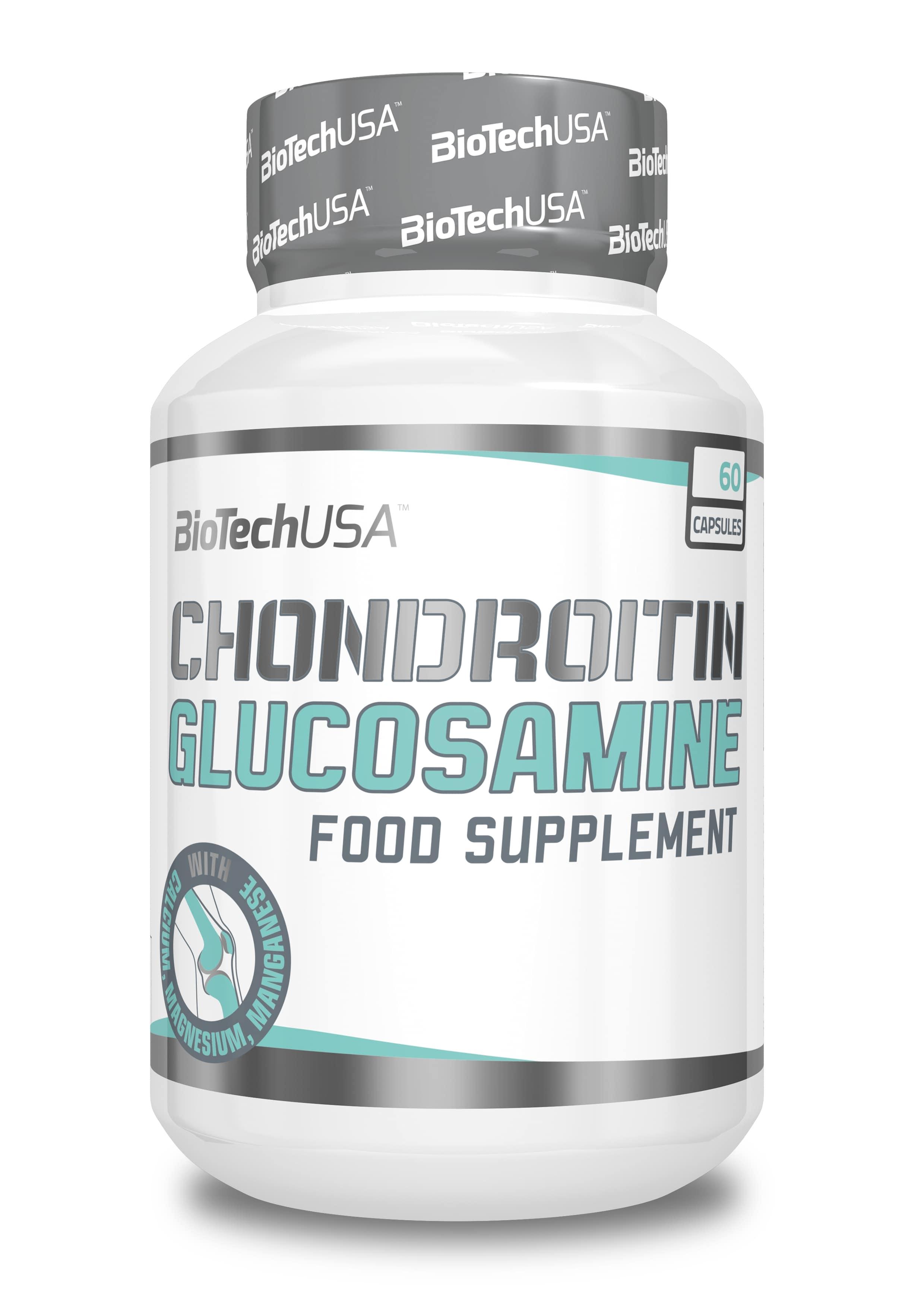 Chondroitin Glucosamine - 60 caps versandkostenfrei/portofrei bestellen/kaufen