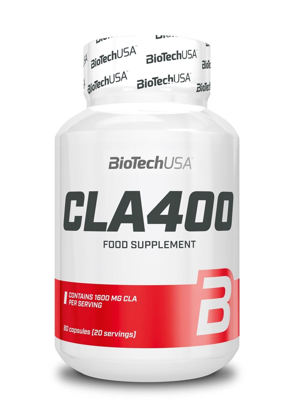 CLA 400 - 80 caps versandkostenfrei/portofrei bestellen/kaufen