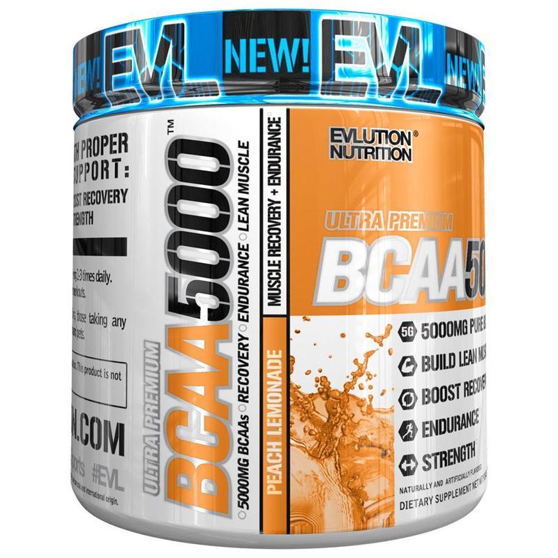 BCAA 5000, Peach Lemonade - 279g versandkostenfrei/portofrei bestellen/kaufen