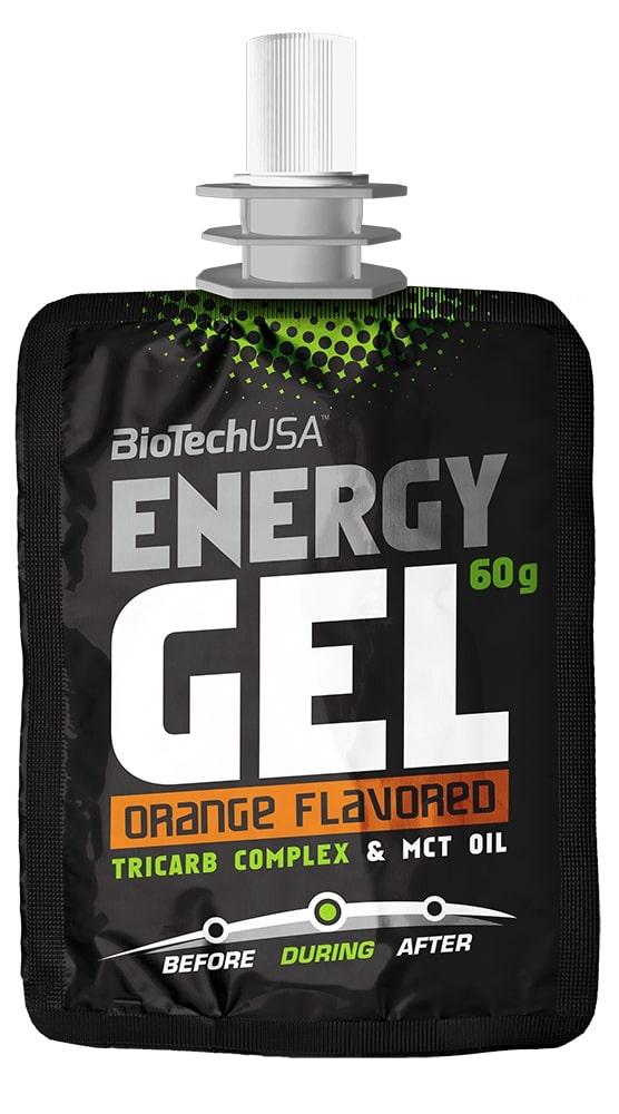 Energy Gel, Orange - 12 x 60g versandkostenfrei/portofrei bestellen/kaufen