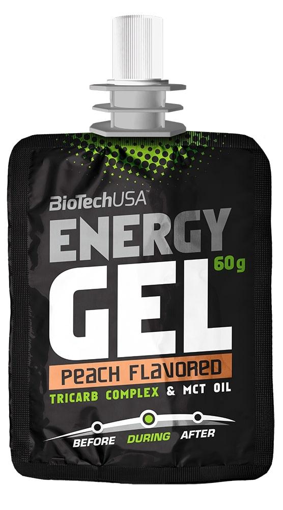 Energy Gel, Peach - 12 x 60g versandkostenfrei/portofrei bestellen/kaufen