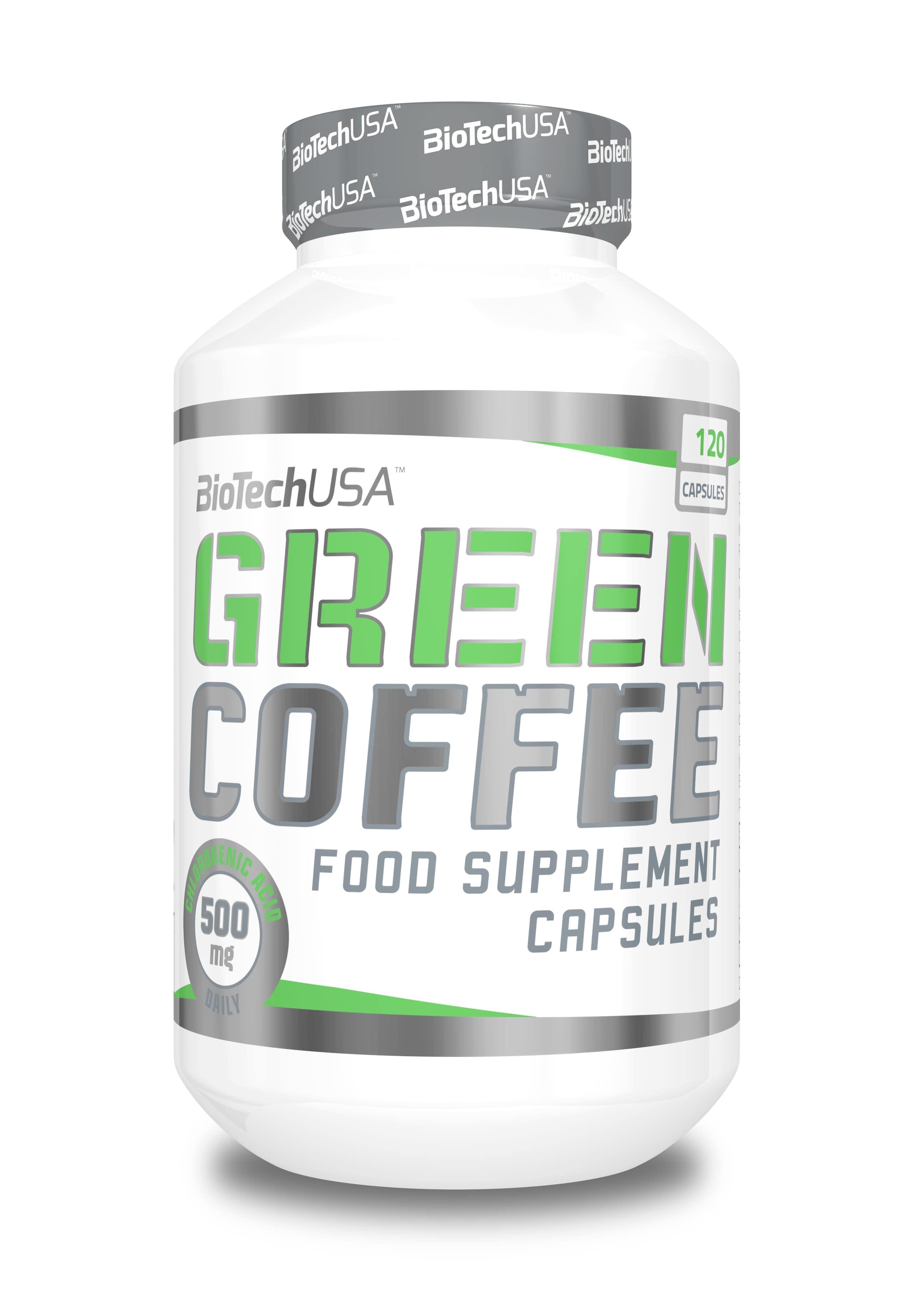 Green Coffee - 120 caps versandkostenfrei/portofrei bestellen/kaufen