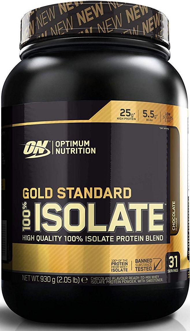 Gold Standard 100% Isolate, Chocolate - 930g versandkostenfrei/portofrei bestellen/kaufen