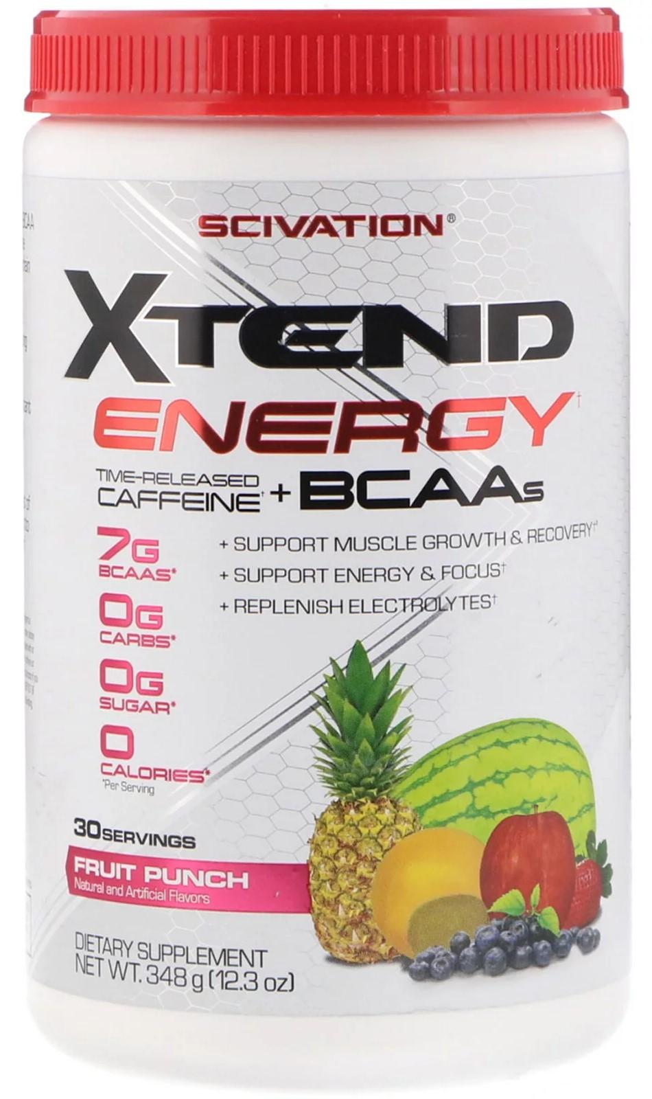 Xtend Energy, Fruit Punch - 348g versandkostenfrei/portofrei bestellen/kaufen