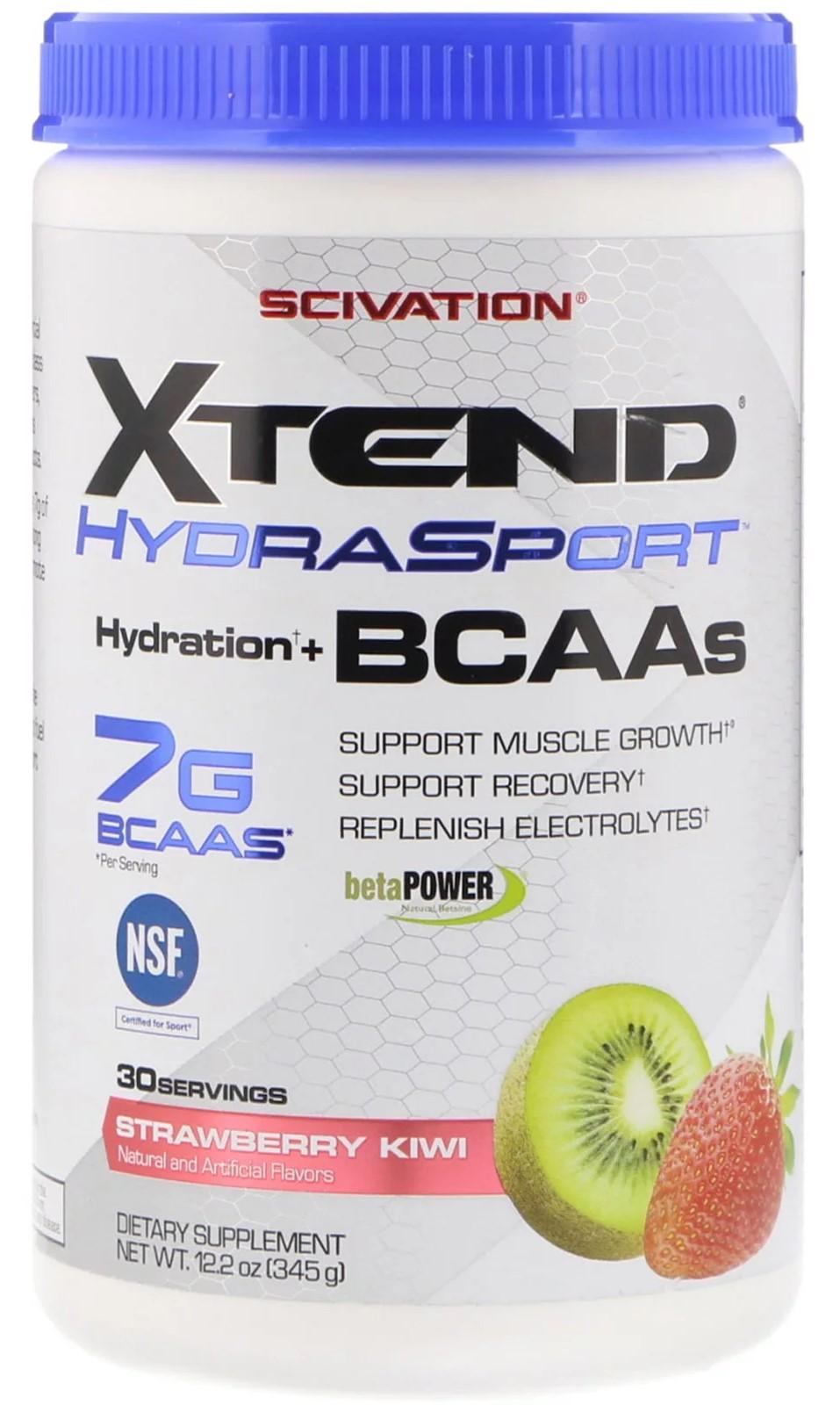 Xtend HydraSport, Strawberry Kiwi - 345g versandkostenfrei/portofrei bestellen/kaufen