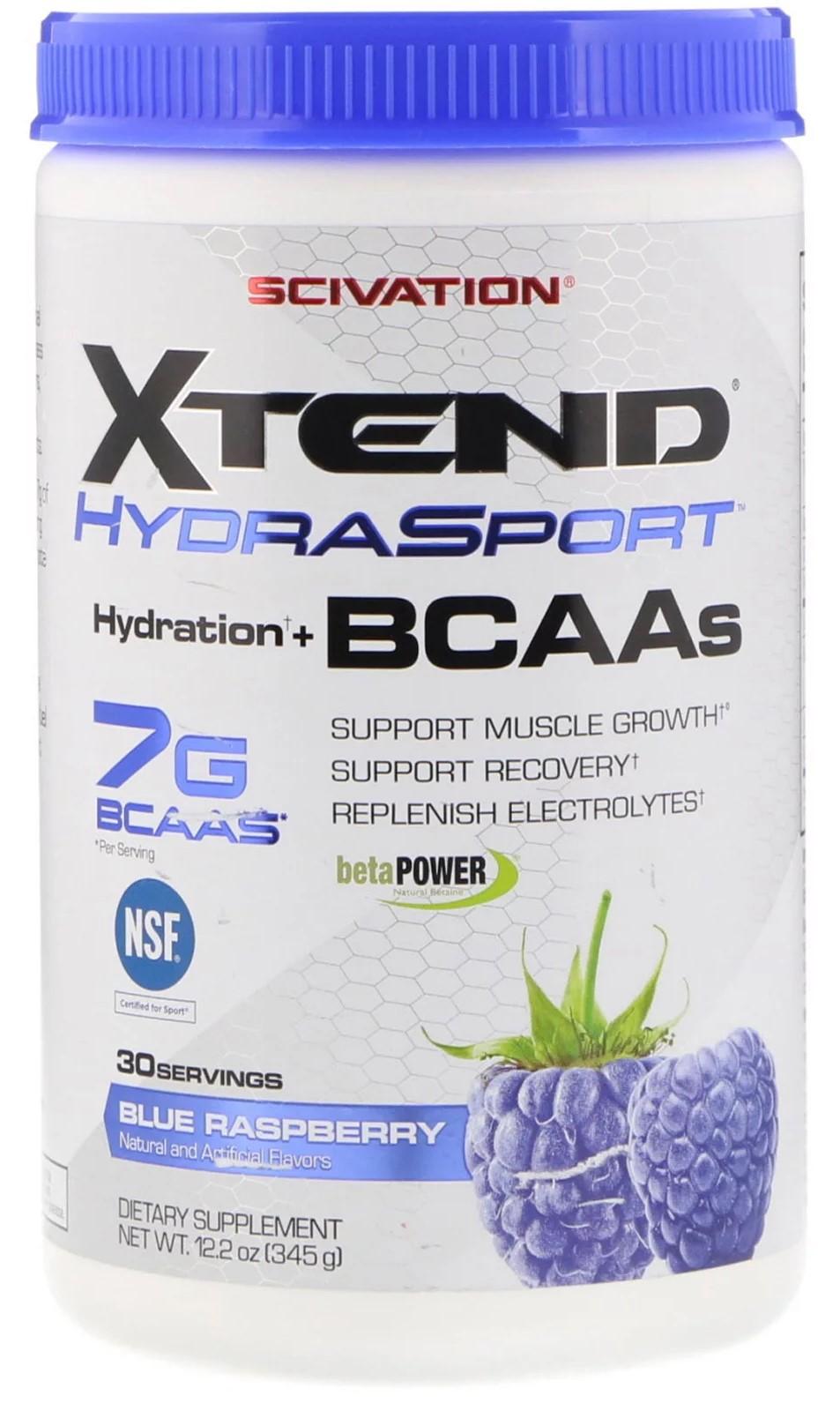 Xtend HydraSport, Blue Raspberry - 345g versandkostenfrei/portofrei bestellen/kaufen