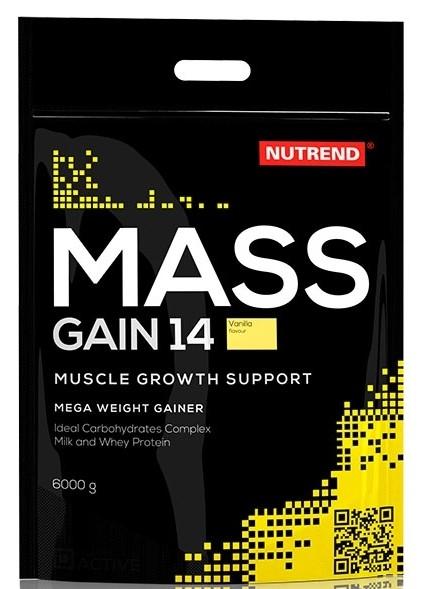 Mass Gain 14, Vanilla - 6000g versandkostenfrei/portofrei bestellen/kaufen