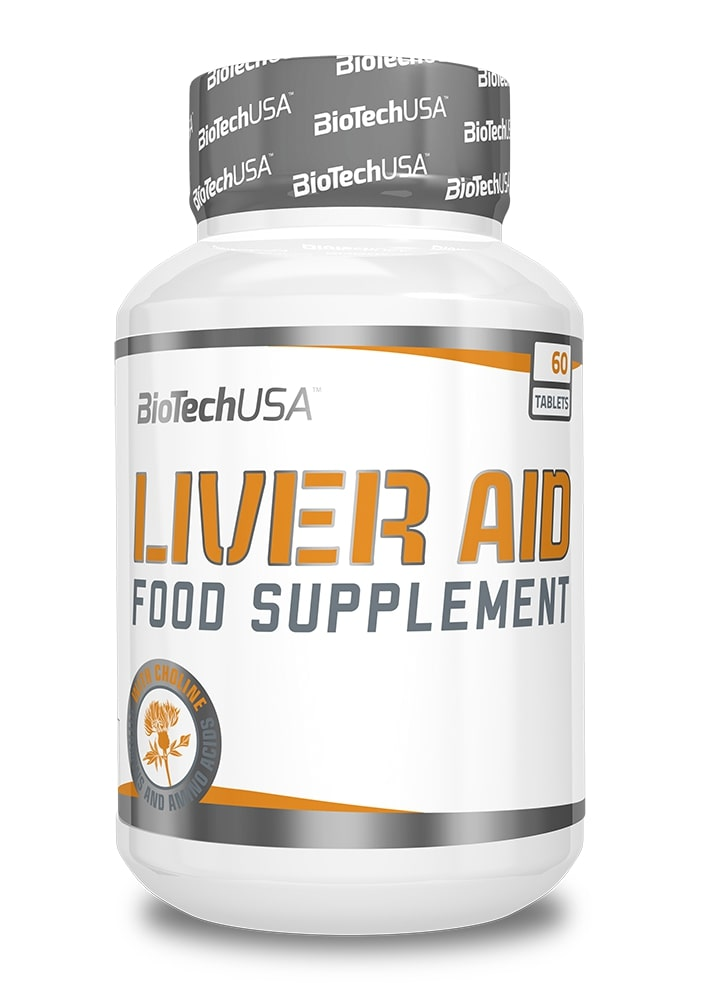 Liver Aid - 60 tablets versandkostenfrei/portofrei bestellen/kaufen