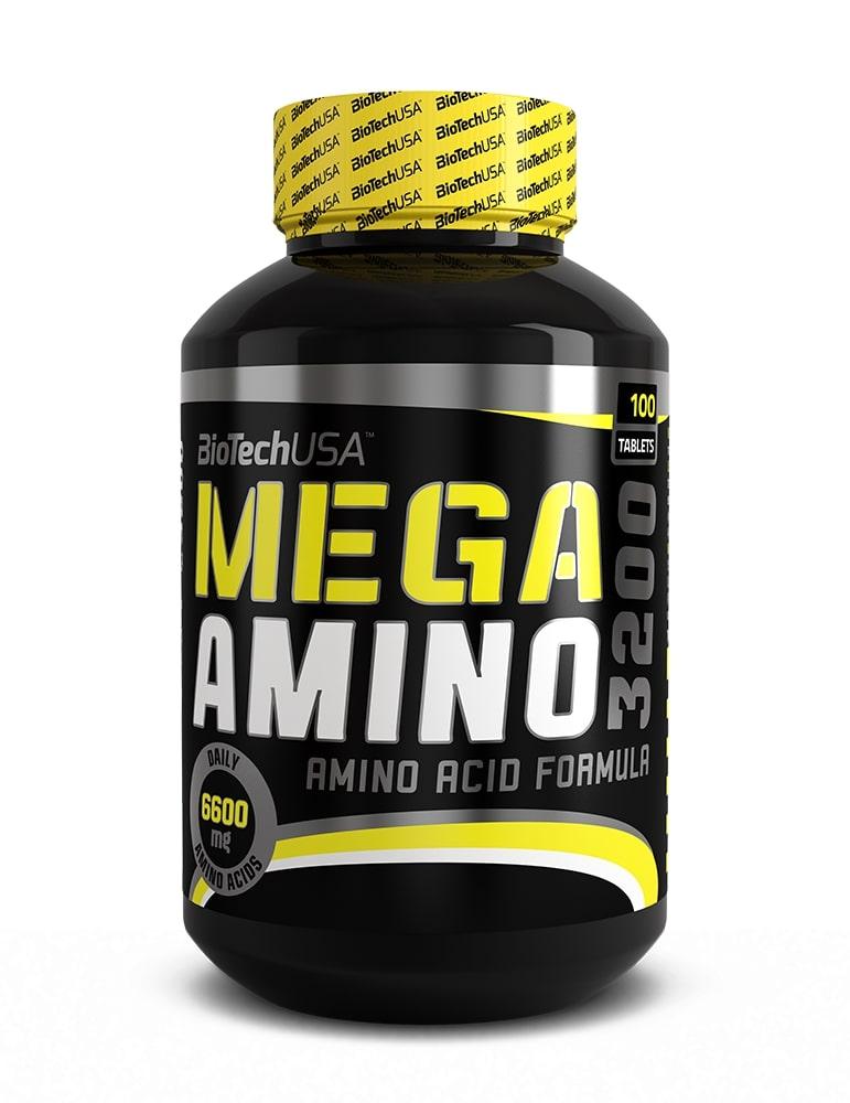 Mega Amino 3200 - 100 tabs versandkostenfrei/portofrei bestellen/kaufen