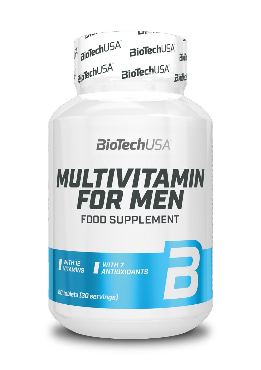 Multivitamin for Men - 60 tablets versandkostenfrei/portofrei bestellen/kaufen