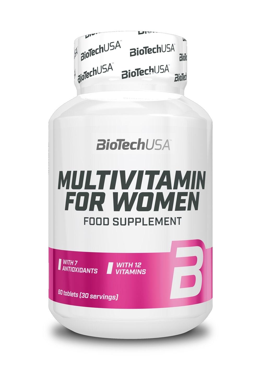 Multivitamin for Women - 60 tablets versandkostenfrei/portofrei bestellen/kaufen