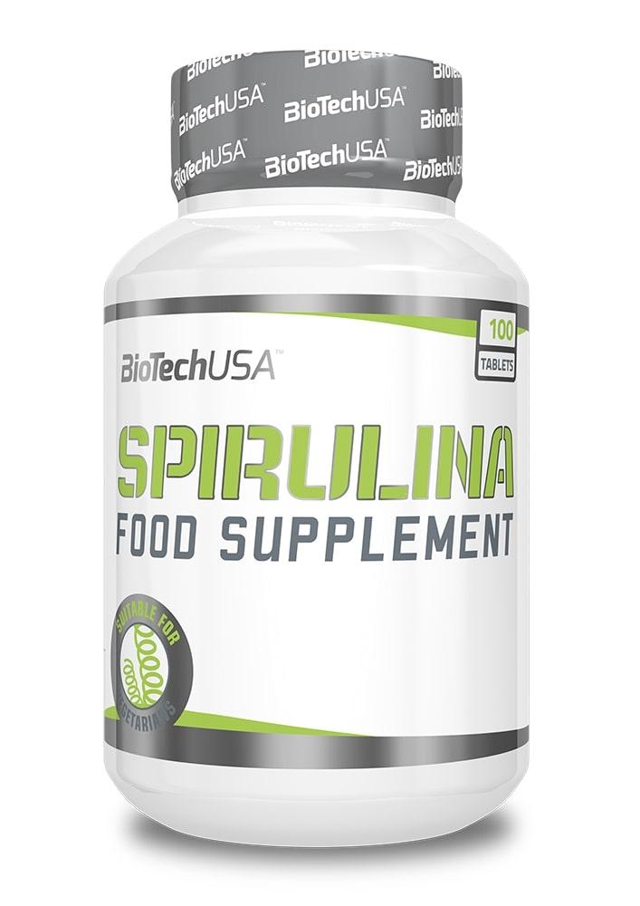 Spirulina - 100 tablets versandkostenfrei/portofrei bestellen/kaufen