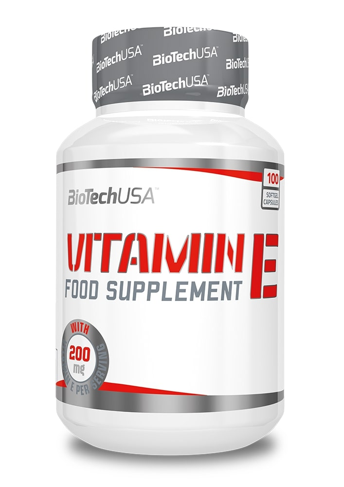 Vitamin E - 100 softgels versandkostenfrei/portofrei bestellen/kaufen