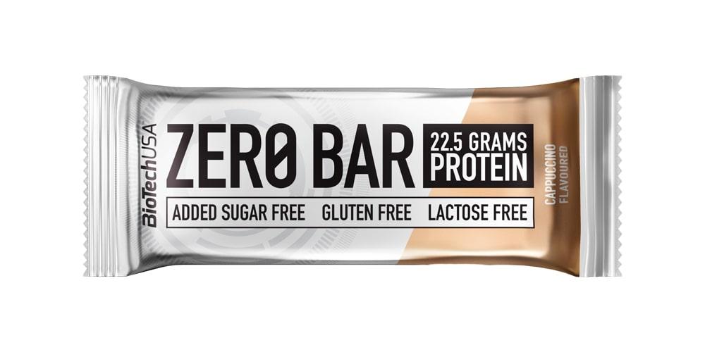 Zero Bar, Cappuccino - 20 x 50g versandkostenfrei/portofrei bestellen/kaufen