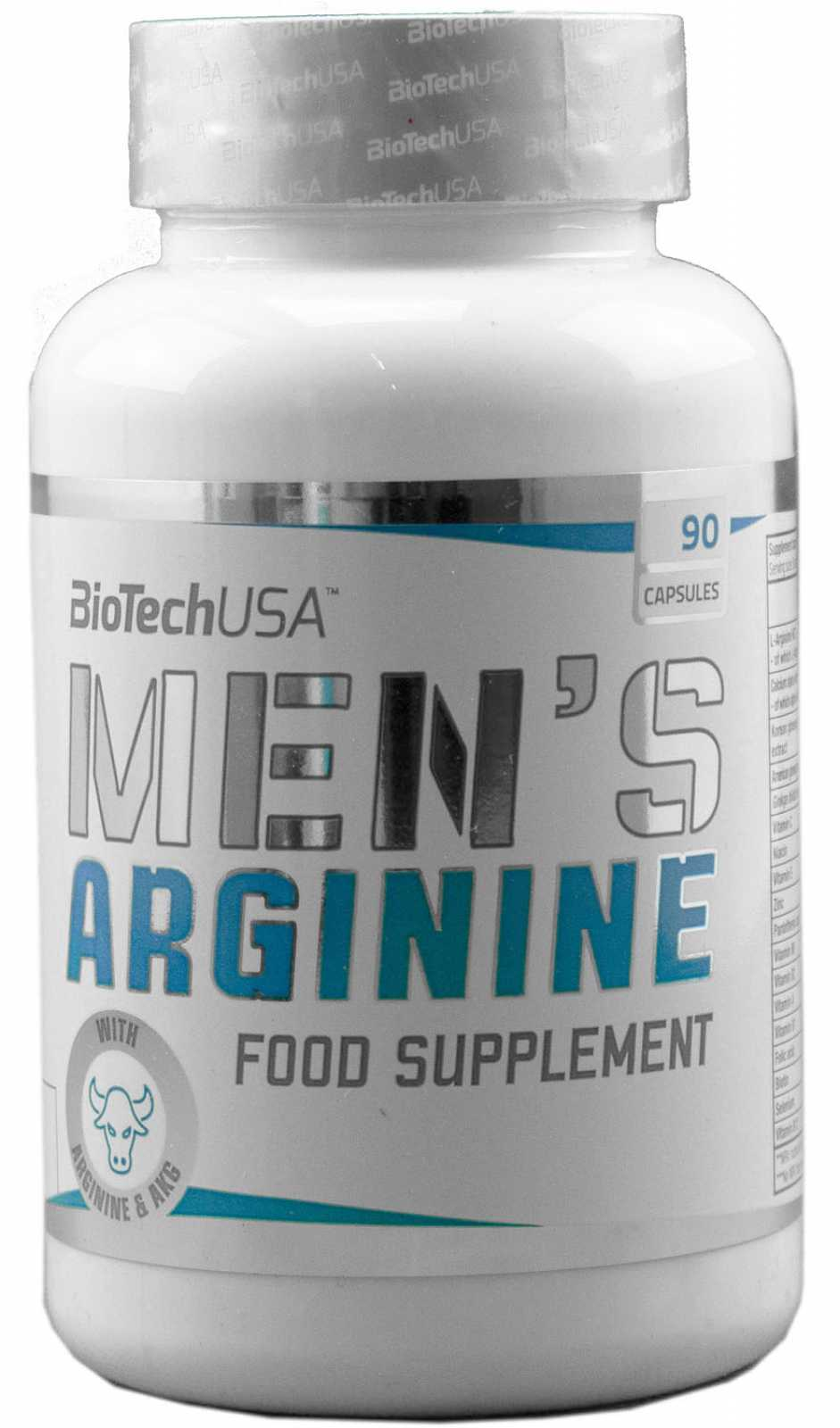 Men's Arginine - 90 caps versandkostenfrei/portofrei bestellen/kaufen