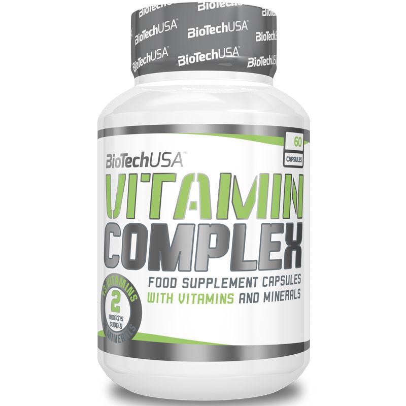 Vitamin Complex - 60 caps versandkostenfrei/portofrei bestellen/kaufen