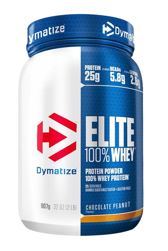 Elite 100% Whey Protein, Chocolate Peanut - 907g versandkostenfrei/portofrei bestellen/kaufen