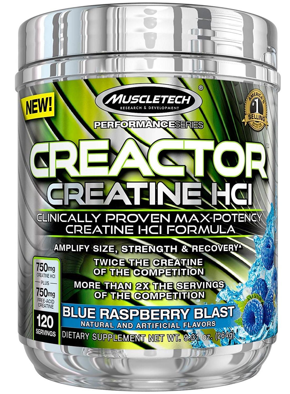 Creactor, Blue Raspberry Blast - 264g versandkostenfrei/portofrei bestellen/kaufen