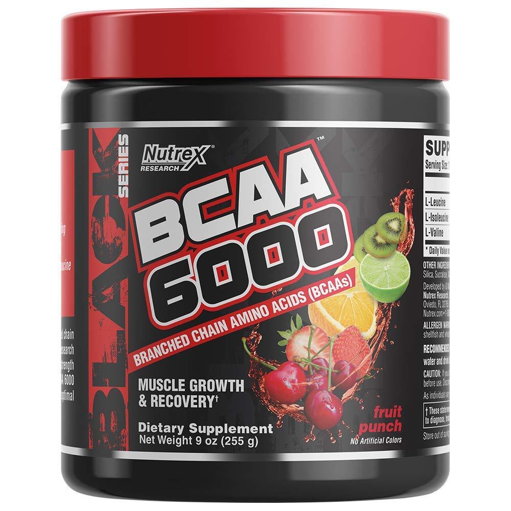 BCAA 6000, Fruit Punch - 255g versandkostenfrei/portofrei bestellen/kaufen