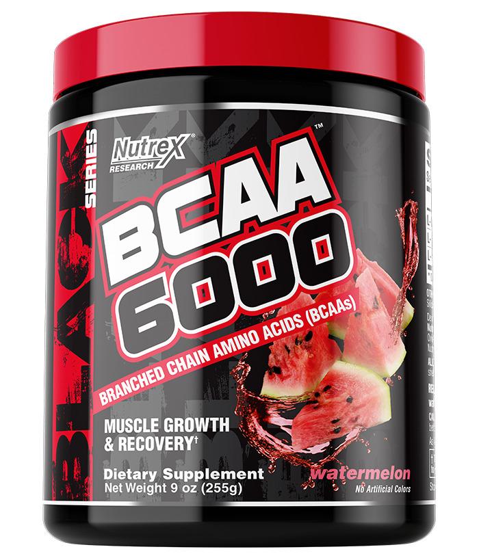 BCAA 6000, Watermelon - 255g versandkostenfrei/portofrei bestellen/kaufen