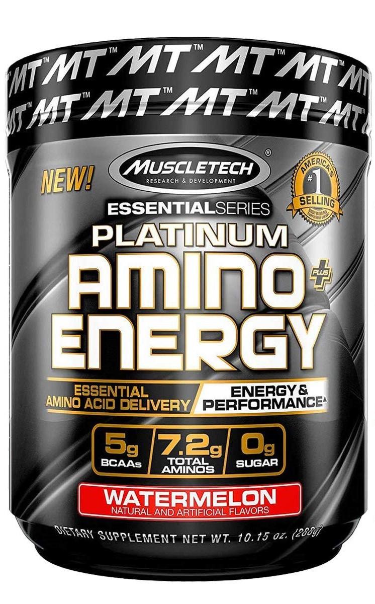 Platinum Amino + Energy, Watermelon - 288g versandkostenfrei/portofrei bestellen/kaufen