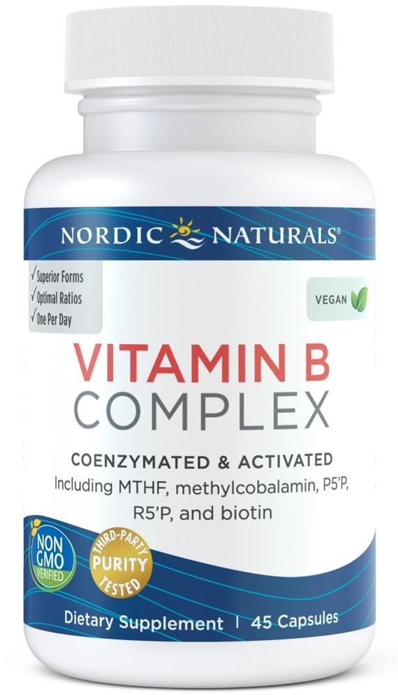 Vitamin B Complex - 45 caps versandkostenfrei/portofrei bestellen/kaufen