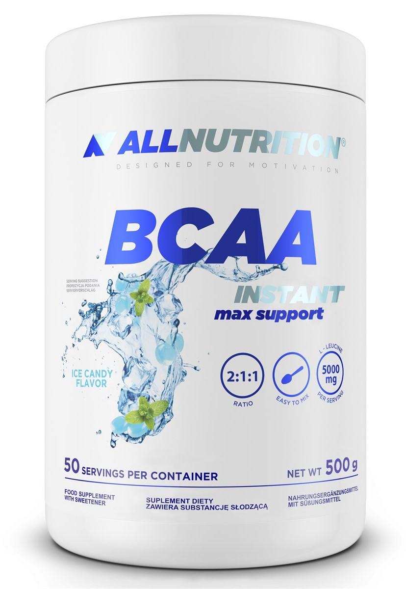 BCAA Max Support Instant, Orange - 500g versandkostenfrei/portofrei bestellen/kaufen