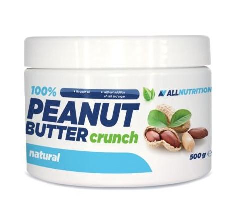 100% Peanut Butter, Crunch - 500g versandkostenfrei/portofrei bestellen/kaufen