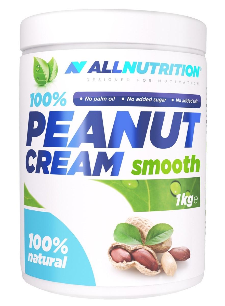 100% Peanut Cream, Smooth - 1000g versandkostenfrei/portofrei bestellen/kaufen