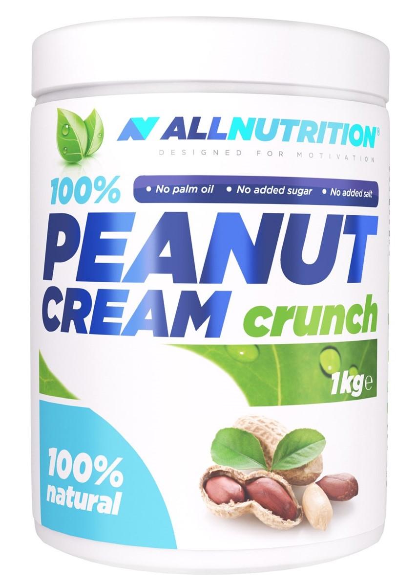 100% Peanut Cream, Crunch - 1000g versandkostenfrei/portofrei bestellen/kaufen