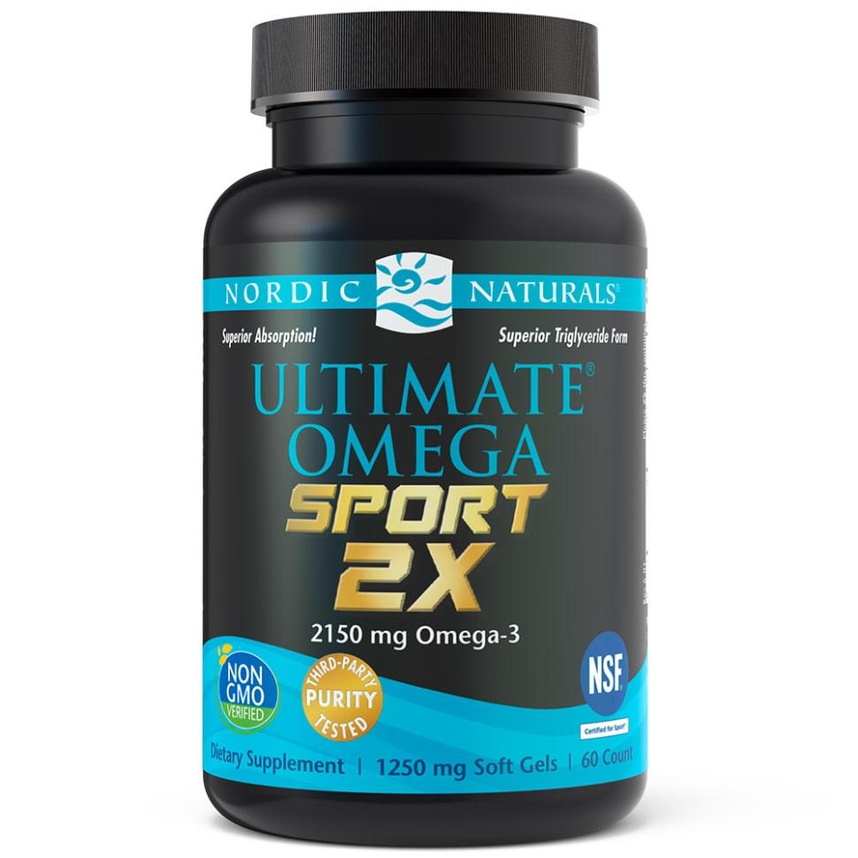 Ultimate Omega 2X Sport - 60 softgels versandkostenfrei/portofrei bestellen/kaufen