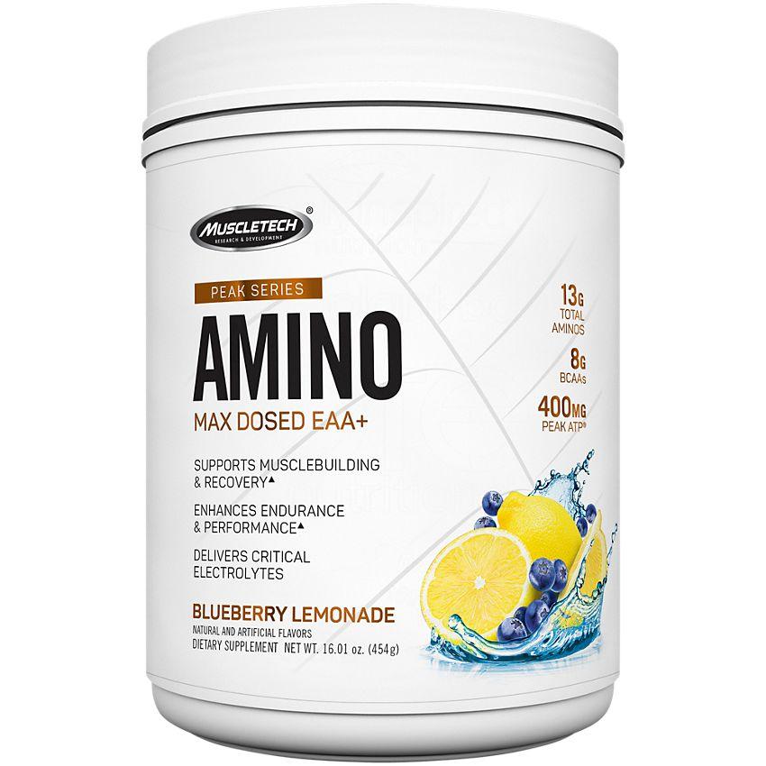 Peak Series Amino, Blueberry Lemonade - 483g versandkostenfrei/portofrei bestellen/kaufen