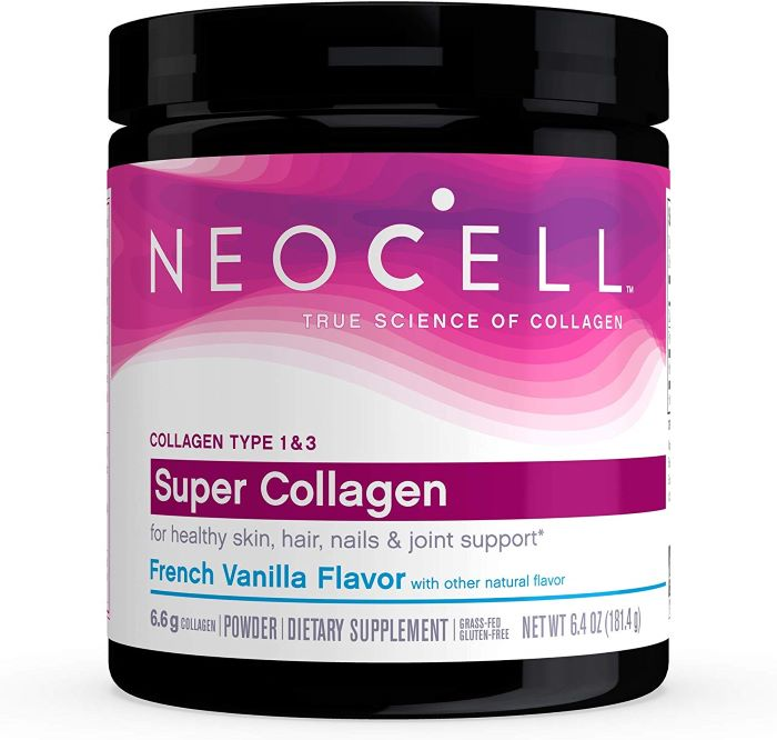 Super Collagen, French Vanilla - 181g versandkostenfrei/portofrei bestellen/kaufen