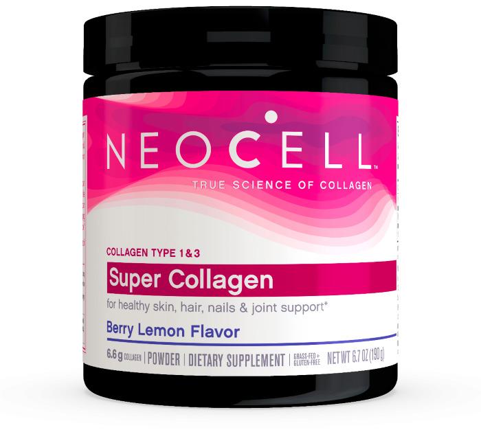 Super Collagen, Berry Lemon - 190g versandkostenfrei/portofrei bestellen/kaufen
