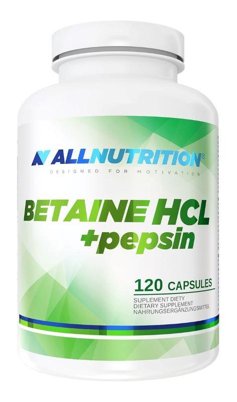 Betaine HCL + Pepsin - 120 caps versandkostenfrei/portofrei bestellen/kaufen