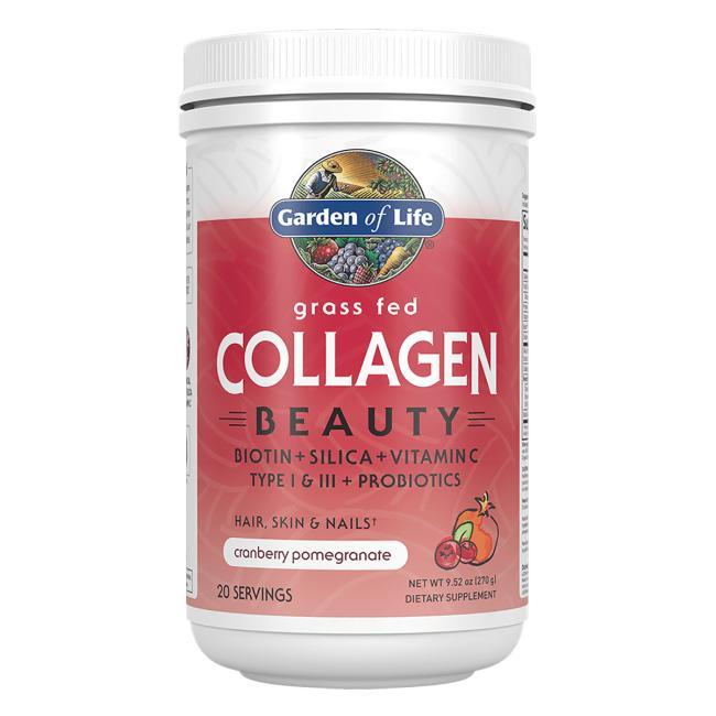 Collagen Beauty - Grass Fed, Cranberry Pomegranate - 270g versandkostenfrei/portofrei bestellen/kaufen