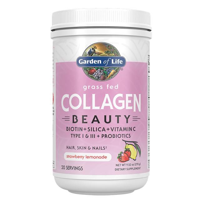 Collagen Beauty, Strawberry Lemonade - 270g versandkostenfrei/portofrei bestellen/kaufen