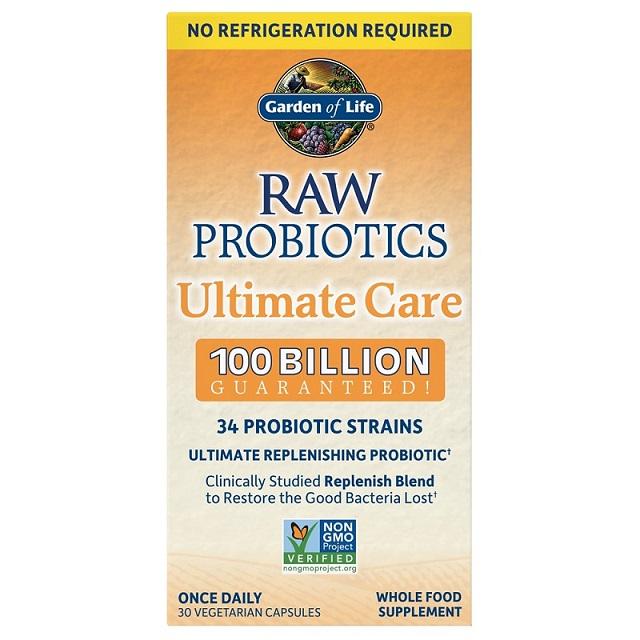 Raw Probiotics Ultimate Care (Shelf-Stable) - 30 vcaps versandkostenfrei/portofrei bestellen/kaufen